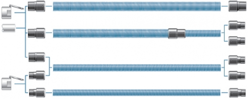 Turnable Hose Connectors